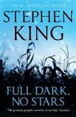 Full Dark, No Stars - Stephen King (ISBN 9781444712544)