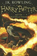 Harry Potter and the Half-Blood Prince - J K Rowling (ISBN 9781408855706)