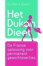 Het Dukan dieet - Pierre Dukan (ISBN 9789045207445)