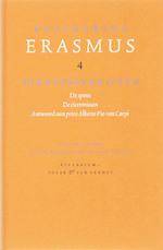 Verweerschriften - Desiderius Erasmus (ISBN 9789025311704)