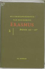 2 Brieven 141-297 - Desiderius Erasmus (ISBN 9789061005667)