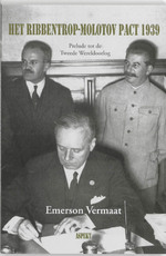 Het Ribbentrop-Molotov Pact 1939