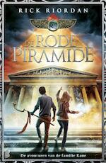 De rode piramide - Rick Riordan (ISBN 9789022568415)