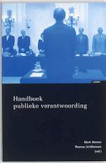 Handboek publieke verantwoording - Ineke Boers, Hester van de Bovenkamp, Mark Bovens, Gijs Jan Brandsma (ISBN 9789059315112)