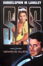 Dubbelspion in Langley - Gérard de Villiers (ISBN 9789044967777)