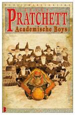 Academische Boys - Terry Pratchett (ISBN 9789460230608)