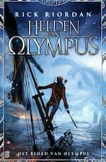 Het bloed van Olympus - Rick Riordan (ISBN 9789000343058)