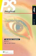 Jeugdwet / 2014 - M.H. Simons (ISBN 9789013127942)