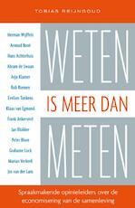 Weten is meer dan meten - Tobias Reijngoud (ISBN 9789088030086)
