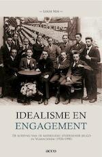 Idealisme en engagement - Louis Vos (ISBN 9789033488283)