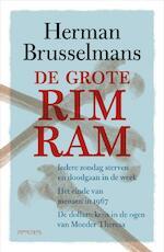 De grote Rimram - Herman Brusselmans (ISBN 9789044619416)