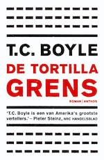 De tortillagrens - T. Coraghessan Boyle (ISBN 9789041419460)