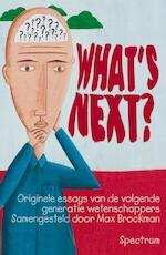 What's next ? - Max Brockman (ISBN 9789027466877)