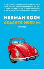 Geachte heer M. - Herman Koch (ISBN 9789041425478)