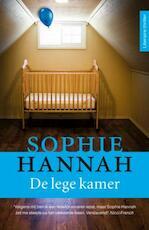 De lege kamer - Sophie Hannah (ISBN 9789032512804)