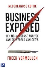 Business exposed - Freek Vermeulen (ISBN 9789052619682)