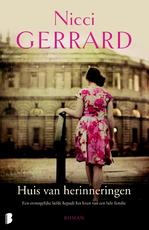 Huis van herinneringen - Nicci Gerrard (ISBN 9789402302394)