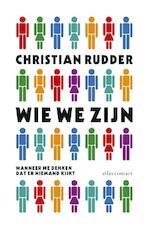 Wie we zijn wanneer we denken dat niemand kijkt - Christian Rudder (ISBN 9789045030913)