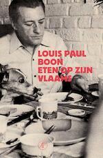 Eten op zijn Vlaams - Louis Paul Boon, Herman Chevrolet, Els Versnick (ISBN 9789029504881)