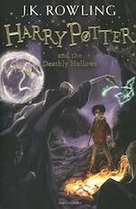 Harry Potter and the Deathly Hallows - J K Rowling (ISBN 9781408855959)