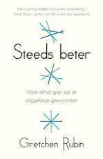 Steeds beter - Gretchen Rubin (ISBN 9789044973747)