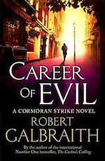 Career of Evil - Robert Galbraith (ISBN 9780751562279)