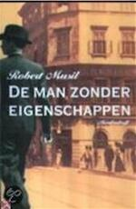 De man zonder eigenschappen - Robert Musil (ISBN 9789029071543)