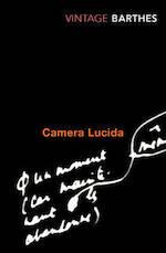 Camera lucida - Roland Barthes (ISBN 9780099225416)