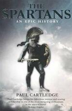 Spartans - Paul Cartledge (ISBN 9780330413251)