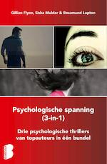 Psychologische spanning 3- in 1 bundel - Gillian Flynn (ISBN 9789402305104)