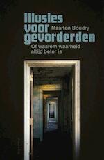 Illusies voor gevorderden - Maarten Boudry (ISBN 9789463100069)