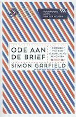 Ode aan de brief - Simon Garfield (ISBN 9789460581649)
