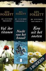 Century-trilogie 3-in-1-bundel - Ken Follett (ISBN 9789402305647)