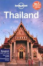 Lonely Planet Country Guide Thailand dr