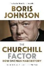 Churchill Factor - Boris Johnson (ISBN 9781444783056)