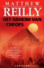 Het geheim van Cheops - Matthew Reilly (ISBN 9789022991404)