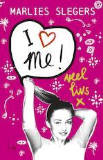 Veel LivsX - I love me - Marlies Slegers (ISBN 9789024569618)