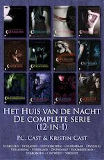 Het huis van de Nacht – De complete serie (12-in-1) - Phyllis Christine Cast (ISBN 9789000350209)