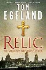 Relic - Tom Egeland (ISBN 9780719521737)