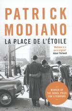 Place de l'Etoile - Patrick Modiano (ISBN 9781408867952)