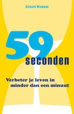 59 Seconden - Richard Wiseman (ISBN 9789022996034)