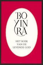 Het boek van de levende God - Bo Yin Ra (ISBN 9789073007000)