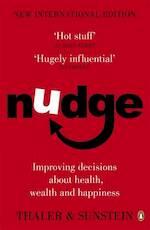 Nudge - Richard H. Thaler (ISBN 9780141040011)
