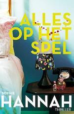 Alles op het spel - Sophie Hannah (ISBN 9789026140365)