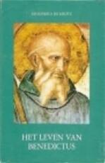 Het leven van Benedictus - Pope Gregory I, Frederik van der Meer, Gerard Bartelink, Nederlandse Congregatie van de Orde van Sint Benedictus (ISBN 9789060758625)