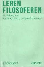 Leren filosoferen - Luk Bouckaert (ISBN 9789033402234)