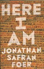 Here i am - Foer J Safran (ISBN 9780241146187)