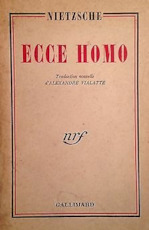 Ecce Homo [Français] - Friedrich Nietzsche, Alexandre Vialatte