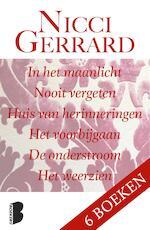 Nicci Gerrard 6-in-1 bundel - Nicci Gerrard (ISBN 9789402307085)