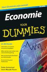 Economie voor Dummies, 2e editie - Peter Antonioni (ISBN 9789045350776)